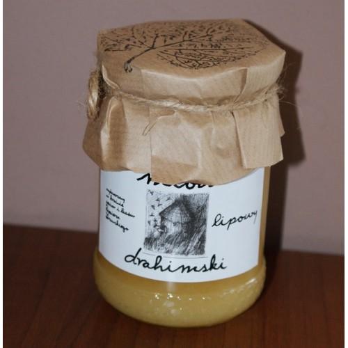 Miód drahimski - lipowy