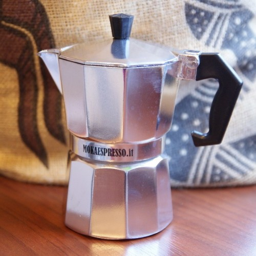 Kafetiera (kawiarka) aluminiowa G.A.T.  Pepita 3