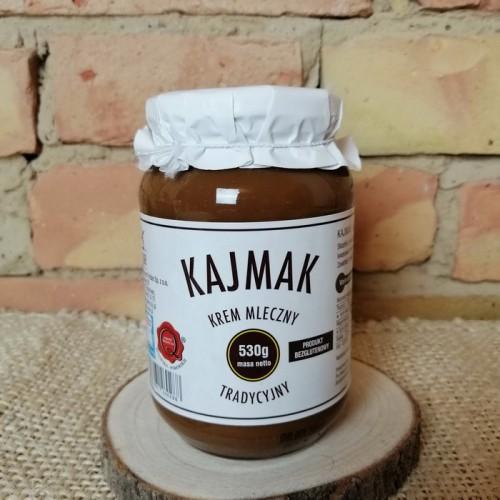KAJMAK - tradycyjny krem mleczny