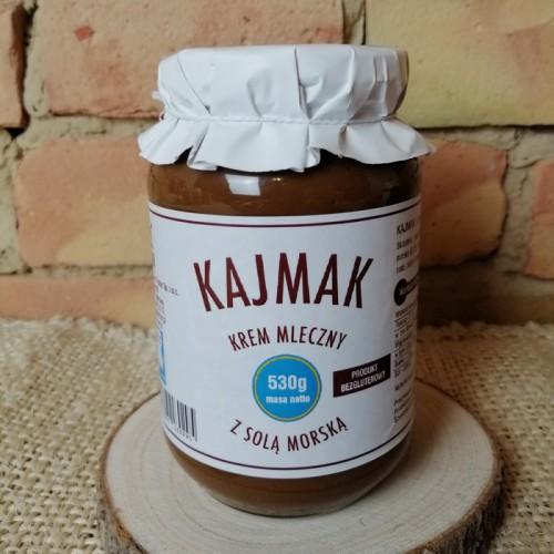 KAJMAK - krem mleczny z solą morską