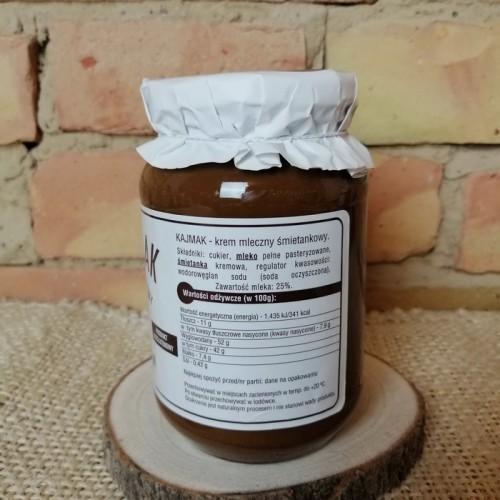 KAJMAK - krem mleczny śmietankowy