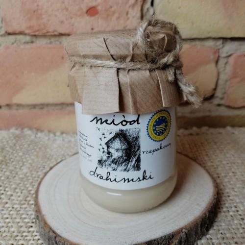Miód drahimski - rzepakowy
