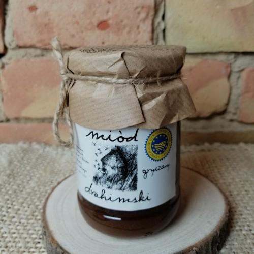 Miód drahimski - gryczany