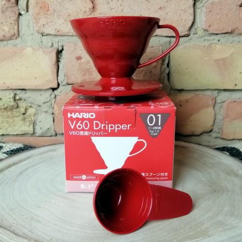 Zaparzacz do kawy, herbaty lub ziół o pojemności 1 l (tzw. praska francuska) ze szklanym uchem
